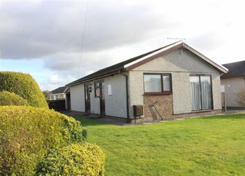 Thumbnail 2 bed detached bungalow for sale in Salthouse Close, Crofty, Swansea