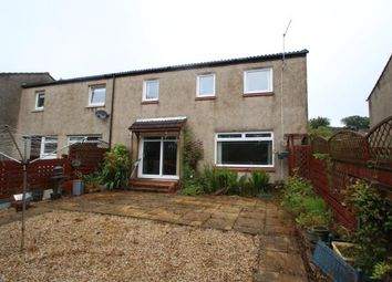 Thumbnail 3 bedroom end terrace house for sale in Chestnut Avenue, Cumbernauld, Glasgow, North Lanarkshire