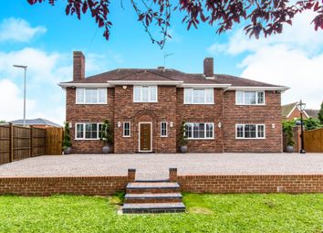 Thumbnail 5 bed detached house for sale in New Beacon Road, Grantham
