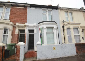 Thumbnail 5 bedroom terraced house to rent in Sheffield Road, Portsmouth