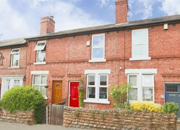 2 bed terraced house for sale in Crossley Street, Sherwood, Nottinghamshire NG5