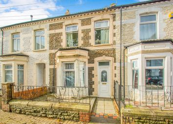 Thumbnail 3 bedroom terraced house for sale in Swinton Street, Splott, Cardiff