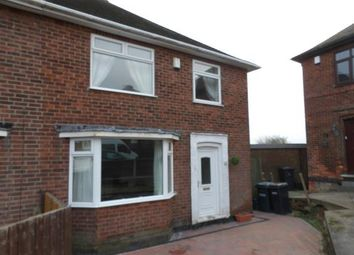 Thumbnail 3 bedroom semi-detached house for sale in Marwood Road, Carlton, Nottingham