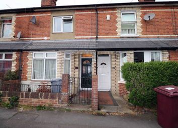 Thumbnail 3 bed terraced house to rent in Pangbourne Street, Reading