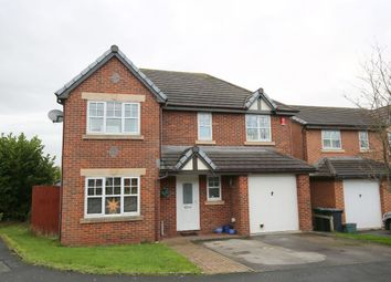 Thumbnail 4 bed detached house for sale in Fulmar Crescent, Heysham, Morecambe