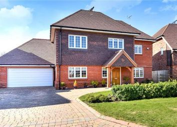 Thumbnail 5 bed detached house for sale in Montague Park, Winkfield, Windsor