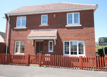 Thumbnail 3 bed semi-detached house for sale in Infantry Drive, Thatcham