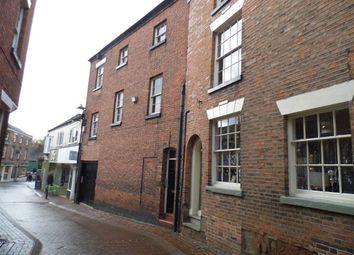 Thumbnail 2 bed flat to rent in Mill Street, Nantwich