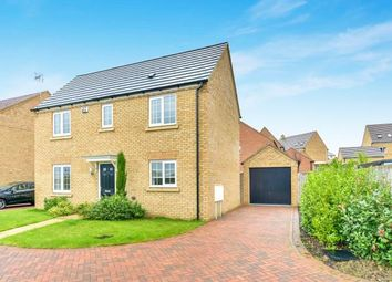 Thumbnail 4 bed detached house for sale in Lansbury Road, Newton Leys, Bletchley, Milton Keynes