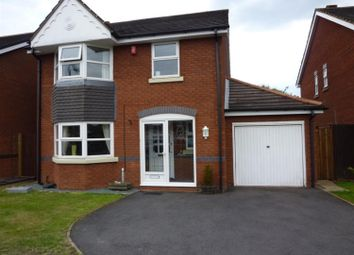 Thumbnail 4 bed detached house to rent in Brockhurst Drive, Hall Green