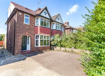 Thumbnail 5 bed semi-detached house for sale in The Vale, London