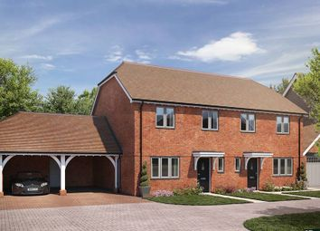"Thumbnail 3 bed property for sale in ""The Himscot"" at Ramsdean Road, Petersfield"