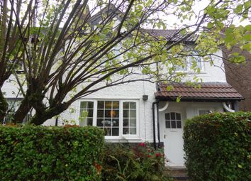 Thumbnail 3 bed end terrace house to rent in Gresham Road, Hall Green, Birmingham, West Midlands