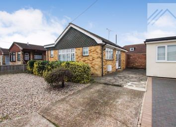 Thumbnail 1 bed bungalow for sale in Kamerwyk Avenue, Canvey Island