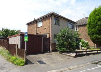 Thumbnail 3 bed detached house for sale in Breach Road, Coalville, Leicestershire