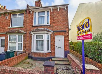 Thumbnail 2 bed end terrace house for sale in Kingsnorth Road, Ashford, Kent