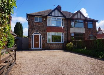 3 bed semi-detached house for sale in Loughborough Road, Leicester LE4