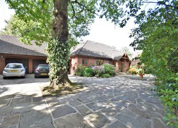 Thumbnail 3 bed detached bungalow for sale in Woodford Road, Woodford, Stockport