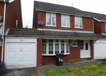 Thumbnail 4 bedroom detached house to rent in Penn Road, Wolverhampton