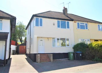 Thumbnail 3 bed semi-detached house for sale in West Valley Road, Hemel Hempstead