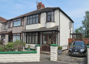 Thumbnail 3 bed semi-detached house for sale in Monkswell Drive, Liverpool, Merseyside