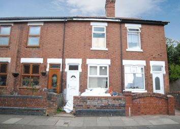 Thumbnail 2 bedroom terraced house for sale in Buccleuch Road, Longton, Stoke-On-Trent