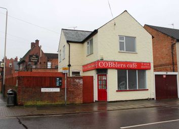 Thumbnail Commercial property for sale in Carlisle Street, Leicester