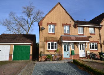 Thumbnail 3 bed end terrace house to rent in Morton Close, Ely
