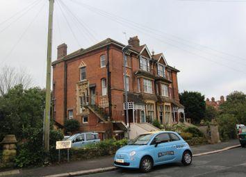 Thumbnail 2 bed maisonette to rent in Pevensey Road, St. Leonards-On-Sea