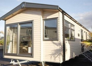 Thumbnail 3 bed mobile/park home for sale in Coed Helen, Caernarfon