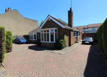 Thumbnail 3 bedroom detached bungalow for sale in Hermitage Road, Whitwick, Coalville