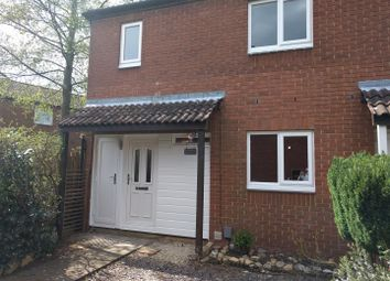Thumbnail 3 bed end terrace house to rent in Marnock Square, West Hunsbury, Northampton