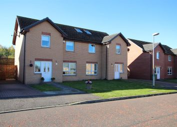 Thumbnail 3 bed property for sale in Annan Avenue, West Craigs, Blantyre