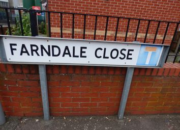 Thumbnail 3 bed end terrace house for sale in Farndale Close, Leicester