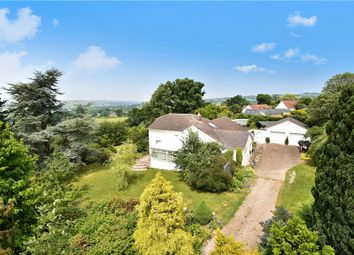 Thumbnail 4 bed detached bungalow for sale in Gate Close, Hawkchurch, Axminster, Devon
