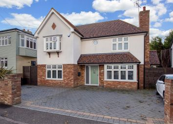 Ryders Avenue, Westgate-On-Sea CT8. 4 bed detached house for sale