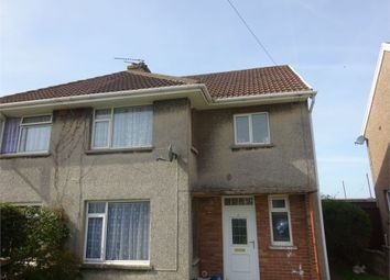 Thumbnail 3 bed semi-detached house to rent in Heol Tegfryn, Pyle, Bridgend