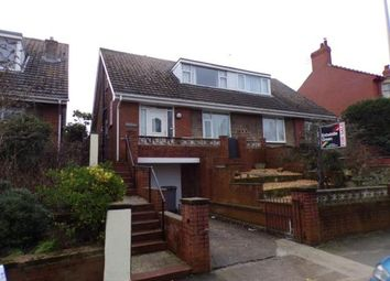 Thumbnail 2 bedroom bungalow for sale in Cumberland Avenue, Blackpool, Lancashire