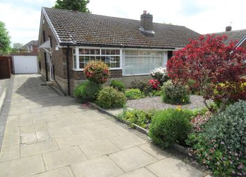 Thumbnail 2 bed bungalow for sale in Westfield Drive, Ossett