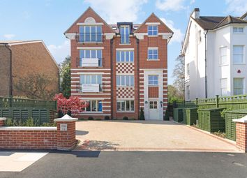 Thumbnail 2 bed flat for sale in Clifton Road, Wimbledon Village