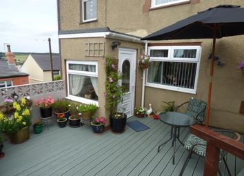 Thumbnail 2 bed terraced house for sale in Bush Road, Y Felinheli, Gwynedd