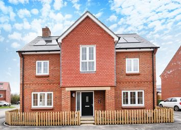 Thumbnail 4 bed detached house for sale in Crowdhill Green, Fair Oak, Eastleigh, Hampshire