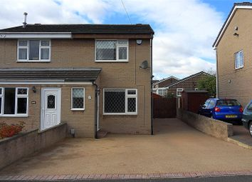 Thumbnail 2 bed semi-detached house to rent in Norman Road, Mirfield, West Yorkshire