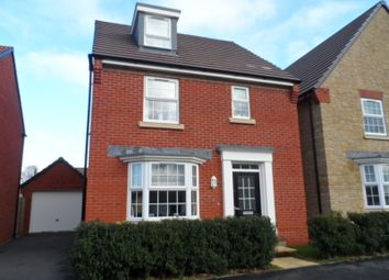 Thumbnail 4 bed detached house for sale in The Vineyards, Coxley, Wells