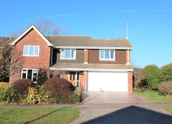 Thumbnail 4 bedroom detached house for sale in Crossways Road, Thornbury, Bristol