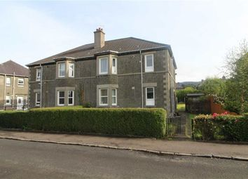 Thumbnail 2 bed flat for sale in Smollet Road, Dumbarton