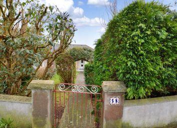 Thumbnail 3 bed semi-detached bungalow for sale in Dean Park Road, Plymouth, Devon