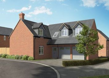 Thumbnail 4 bedroom detached house for sale in Lubenham Hill, Market Harborough, Leicestershire