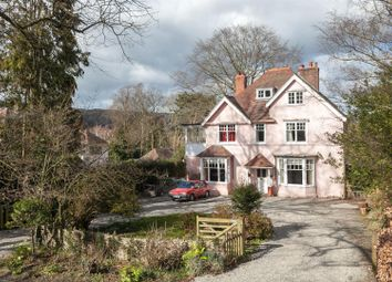 Thumbnail 7 bed detached house for sale in Sandford Avenue, Church Stretton