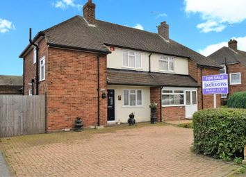 Thumbnail 3 bed semi-detached house for sale in Berengrave Lane, Rainham, Gillingham